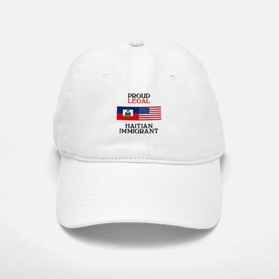 Haitian Immigrant Baseball Baseball Cap