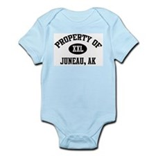 Property of Juneau Infant Creeper