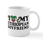 I Love My Ethiopian Boyfriend Mug