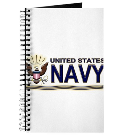 US Navy Eagle & Anchor Journal