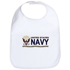 US Navy Eagle & Anchor Bib