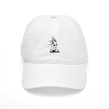 Masked Bull Terrier III Baseball Cap