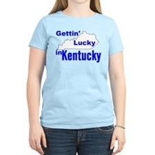 Getting Lucky In Kentucky T-Shirt