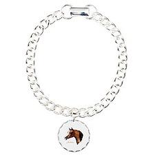 Bay Arabian Horse Bracelet