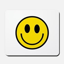 70's Smiley Face Mousepad