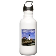 Maine Lighthouse Water Bottle