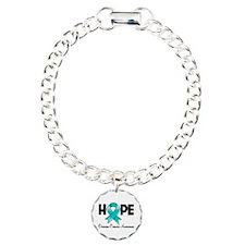 Hope Ovarian Cancer Bracelet