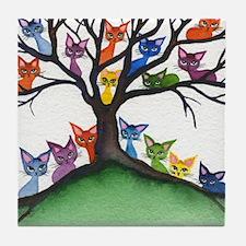 Vista Stray Cats Coaster