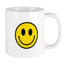 70's Smiley Face Mug