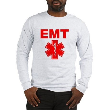 EMT Long Sleeve T-Shirt (2 Sided)