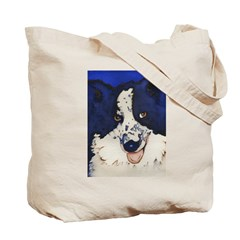 Border Collie Boxer Bag