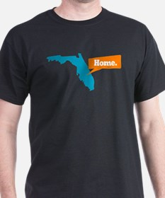 State Quote - Florida - Home T-Shirt