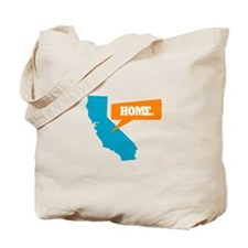 State Quote - California - Ho Tote Bag