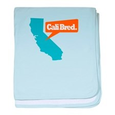 State Quote - Cali Bred baby blanket