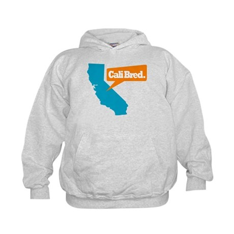 State Quote - Cali Bred Kids Hoodie