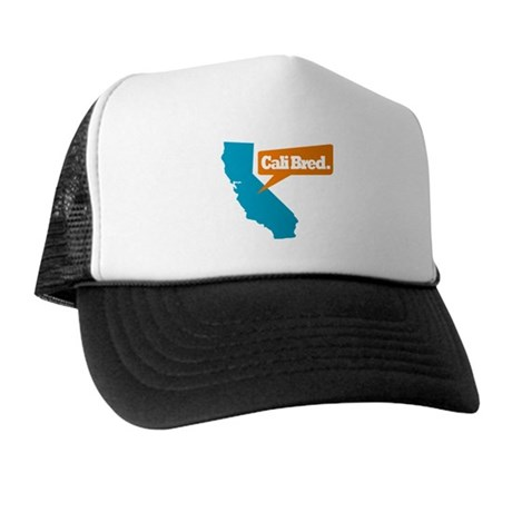 State Quote - Cali Bred Trucker Hat