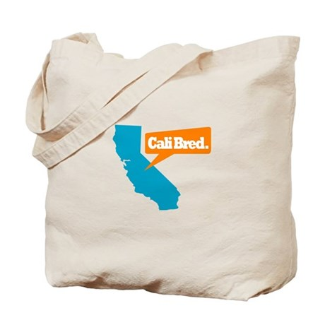 State Quote - Cali Bred Tote Bag