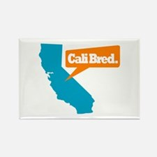 State Quote - Cali Bred Rectangle Magnet