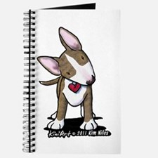 Brindle Bull Terrier Journal