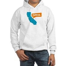 State Quote - California - I Hoodie