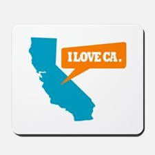 State Quote - California - I Mousepad