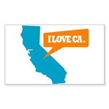 State Quote - California - I Decal