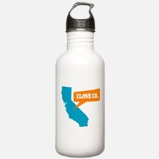 State Quote - California - I Water Bottle