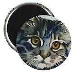Elfie Cat Magnet