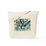 Carmen Cat Tote Bag