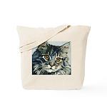 Elfie Cat Tote Bag