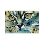 Carmen Cat Magnet