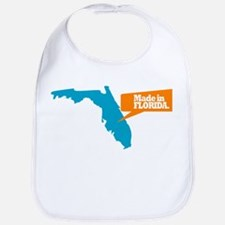 State Quote - Made In Florida Bib