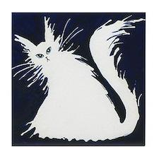 Snow Shoe Stray Cat Coaster
