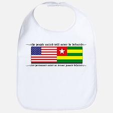 USA - Togo Bib