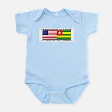 USA - Togo Infant Creeper