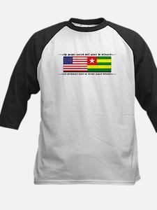USA - Togo Kids Baseball Jersey