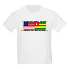 USA - Togo Kids T-Shirt