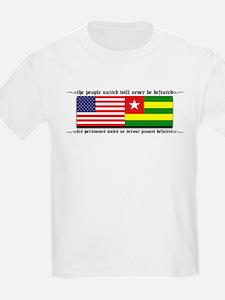 USA - Togo Kids T-Shirt