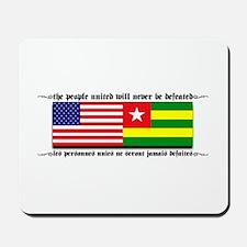 USA - Togo Mousepad