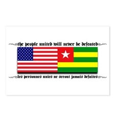USA - Togo Postcards (Package of 8)