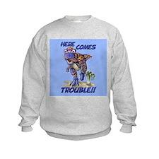 Unique Dino Sweatshirt