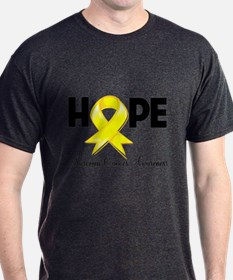 Hope Sarcoma Ribbon T-Shirt