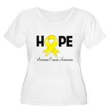Hope Sarcoma Ribbon T-Shirt