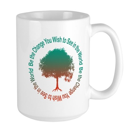 Be the change-Be the change Mugs