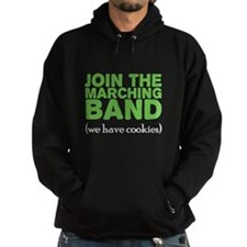 Join the Marching Band Hoodie