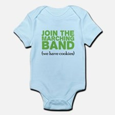 Join the Marching Band Infant Bodysuit