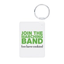 Join the Marching Band Keychains