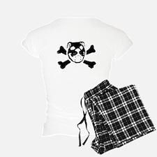 Logo & Skull Duo - pajamas