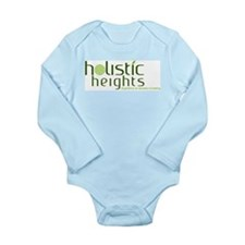 Holistic Heights Long Sleeve Infant Bodysuit