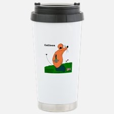 Gulliver The Rat Stainless Steel Travel Mug